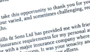 Testimonial from Creative Contacts for JE Sills & Sons Ltd of Lincoln
