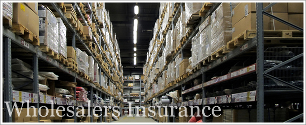Wholesalers Insurance from JE Sills & Sons Ltd of Lincoln